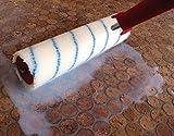 Wasserlack mit nano Keramik Partikeln (1 l): Für Parkett- und Korkböden und Korkmosaik /...