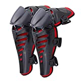 ridgeyard Racing Motorrad Motocross Knieschoner Displayschutzfolie Erwachsene Body Guards Schutz...