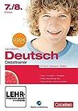 Lernvitamin Deutsch Diktattrainer 7./8. Klasse