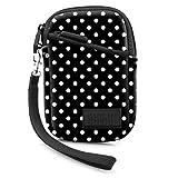 USA Gear Kompakte Kameratasche Tasche für Canon PowerShot SX720 HS, SX620 HS, ELPH 190 IS, ELPH 170...