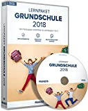 FRANZIS Lernpaket Grundschule (2018), Deutsch/Englisch/Mathe, E-Learning Windows Software für...