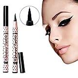 Fashion Liquid Wasserdichte Eyeliner Gel Make Up Eye Liner Schatten Gel Schwarz Kosmetik 2 Typen zur...