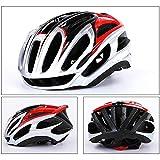 HUOFEIKE Profi-Fahrradhelm, Radhelm, Mountainbike-Lüftung und winddichtem Adjustable Head Size...