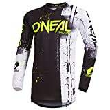O'Neal Element Shred Kinder Motocross Jersey MTB Mountain Bike Fahrrad Enduro FR DH Trikot,...
