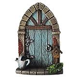 Miniatur Pixie, Elfe, Fairy Tür–Baum Garten Home Decor–Fun Schrulliges Geschenk...