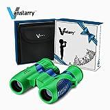 Fernglas für Kinder 8x21 von Vanstarry - Shock Proof Kompaktes Fernglas Spielzeug für Jungen und...
