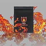 Feuerfeste Dokumententasche aus hochwertigem Fiberglas feuerfest Sicherheitstasche