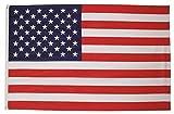 Flaggenking USA - Flagge/Fahne, weiß, 150 x 90 x 1 cm, 16893