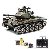 U.S. M41A3 WALKER BULLDOG Panzer - RC R/C ferngesteuerter Panzer mit SCHUSS & RAUCH & SOUND -...