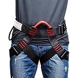 Klettergurt, sicher Sicherheitsgurte für Bergsteigen Outward Band Fire Rescue Arbeiten auf den...