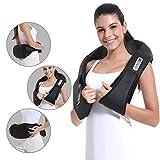 Ecotec Shiatsu Massagegeräte für Nacken Rücken Schultern und Beine mit Wärme Funktionen...