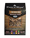 Cook in Wood Räucherchips Fino Wine BBQ 900 gr Karton