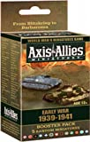 Avalon Hill WOC23961 - Tabletop Spiele, Axis und Allies, Early War 1939-1941 Booster