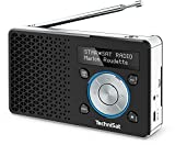 TechniSat DIGITRADIO 1 / Digital-Radio Made in Germany (klein, tragbar, für Outdoor geeignet) mit...