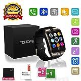 Bluetooth Smart Watch Phone Touchscreen Armbanduhr Handy-uhr Sport Smartwatch Uhr Wasserdicht...