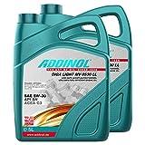 Addinol 2X Motoröl Motorenöl Motor Motoren Motor Oil Engine Oil Benzin Diesel 5W-30 Giga Light Mv...