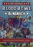 Der Offizielle Blood-Bowl-Almanach Almanac (Deutsch) Warhammer Games Workshop
