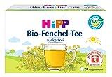HiPP Bio-Fenchel-Tee Beutel, 6er Pack (6 x 30 g)