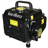 KRAFTHERTZ® Benzin Stromerzeuger KH-1000 tragbar Upgraded Version! , 650 W Dauerleistung, max. 720...