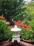 Japanische Steinlaterne kleine Yukimi