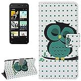 König-Shop Amazon Fire Phone Handy Hülle Schutzhülle Schutztasche Tasche Case Cover Etui Schale...