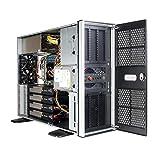 Chenbro RM413 4HE Server Gehäuse RM41300G Rack Gehäuse 4U GPU Version RM41300-FS81