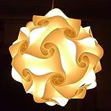 IQ Puzzle Lampe Grösse M Lampada Romantica Set 30 Puzzleteile ca. 27cm im Durchmesser im...