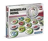 Clementoni 69472.3 - Gedächtnisspiel - Memo Deluxe Bundesliga