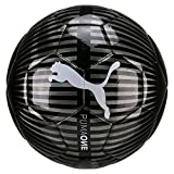PUMA One Chrome Ball Fußball, Puma Black-Puma Black-Silver, 5