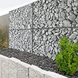 Jago Gabione für Stützmauern Steinzaun in der Größe und Set Ihrer Wahl