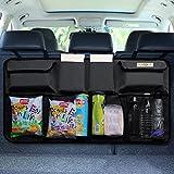 Kofferraum organizer auto, SURDOCA 3rd Gen [doppelte Kapazität] organizer auto, ausgestattet mit...