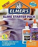 Elmer 's Liquid Schule Kleber, Waschbar, 1Liter, 1Zählen–Ideal für Sie schlamm Slime-Kit...
