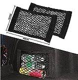 Kofferraum Cargo Net Magic Aufkleber Gepäck Mesh Oganizer Tasche, Pocket Tasche Double Layer Tasche...