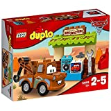 Lego 10856 Duplo Hooks Schuppen, Große Bausteine