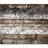 murando - Fototapete 400x280 cm - Vlies Tapete - Moderne Wanddeko - Design Tapete - Wandtapete -...