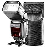Neewer GN60 HSS TTL Blitz Blitzgeräte für Sony Kamera A77 II A7RII A7R A7 A58 A99 A6000 mit Neuen...