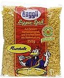 Gaggli Frischeier-Nudeln Gaggli Muscheln, 6er Pack (6 x 250 g)
