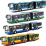 1 x RC Ferngesteuertes Linienbus Bus Auto mit Frontlicht 44 CM Lang