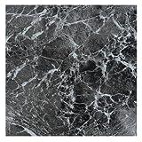 4 x (Marmor) Selbst Selbstklebend Vinyl Abziehen Und Steck Fliesen Fußboden Küche Badezimmer 30 x...