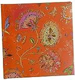 goldbuch Poesiealbum Silver Moon orange Turnowsky 41288