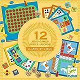 Djeco Spieleklassiker Spielesammlung Classic box ab 4 Jahre