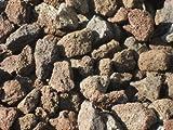 10 kg Grill Lava Steine 32-56 mm - Gasgrill Elektrogrill Lavastein Lavasteine Kies Kiesel Aquarium -...