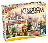 Queen Games 10363 - Kingdom Builder Big Box 2nd Edition - Basisspiel mit allen Erweiterungen und...