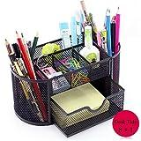 Vonimus Schreibtisch Tidy, Tisch-Organizer / Mesh Spezifische Caddy Schreibtisch Organizer Set Büro...