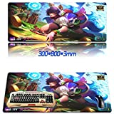 PXYUAN, mousepads, der Liga der Helden mousepad, e - sport - Spiel - lOl - laptop - Tisch PAD,...