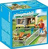 PLAYMOBIL 6140 - Hasenstall mit Freigehege