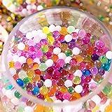 Cdet 10 Packs 1000 Tabletten Wasserperlen, Kristallkugeln wachsen magisch für sensorische...
