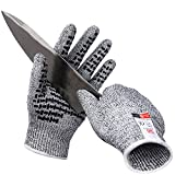 Schnittfest Handschuhe rutschfeste Arbeitshandschuhe High Performance Schutz Sicherheit Handschuh