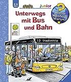 Unterwegs mit Bus und Bahn (Wieso? Weshalb? Warum? junior, Band 63)