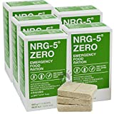 Notverpflegung 5x NRG-5 ZERO Glutenfrei Survival 500g Notration Notvorsorge | 5x9 Riegel...